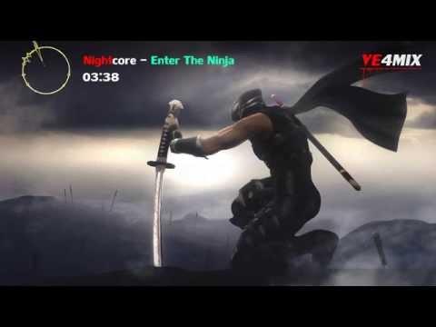 Nightcore - Enter The Ninja「Lyrics」