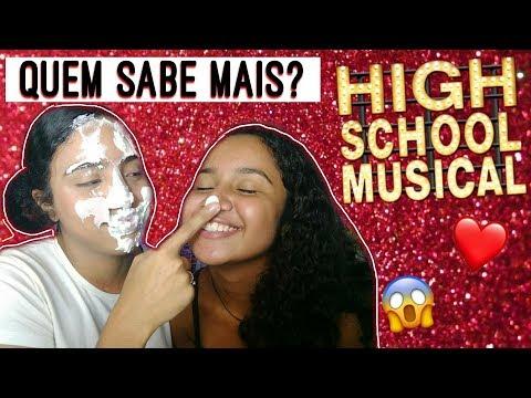 DESAFIO HIGH SCHOOL AL ft Bruna Amorim