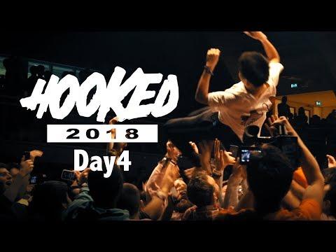 トリッキングバトル世界大会 Hooked2018 day4 (オランダ アムステルダム)