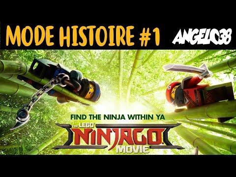 LEGO NINJAGO LE FILM - MODE HISTOIRE