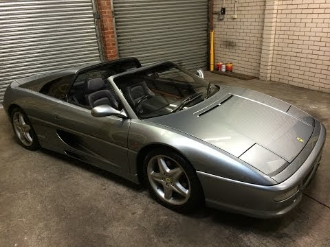 ferrari-f355-f1-gts-targa-walk-around