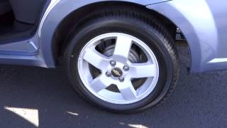 2007 Chevrolet Aveo Redding, Eureka, Red Bluff, Chico, Sacramento, CA 7B041784