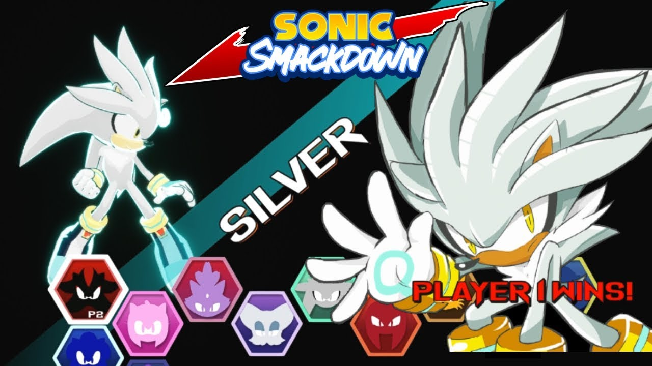 Sonic Smackdown Silver The Hedgehog Hard Arcade Youtube Fans of fighting games overall should take a look at this one. sonic smackdown silver the hedgehog hard arcade