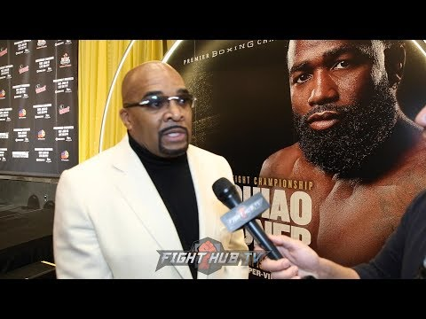 "LEONARD ELLERBE ""FLOYD DIDNT SAY ONE WORD ABOUT THE FIGHT; FLOYD IS RETIRED, ILL SAY IT AGAIN!"""