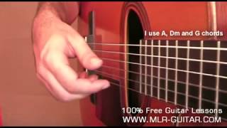 How to play Reggae on guitar   Guitar Lesson