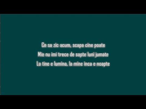 ADDA feat. DOC - Te Aud Lyrics / Versuri