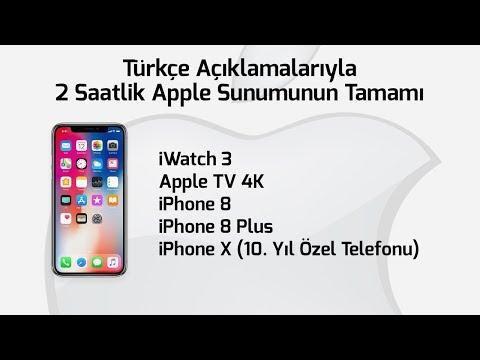 CANLI YAYIN: Apple yeni iPhone'ları tanıtıyor (ntv.com.tr özel yayını)