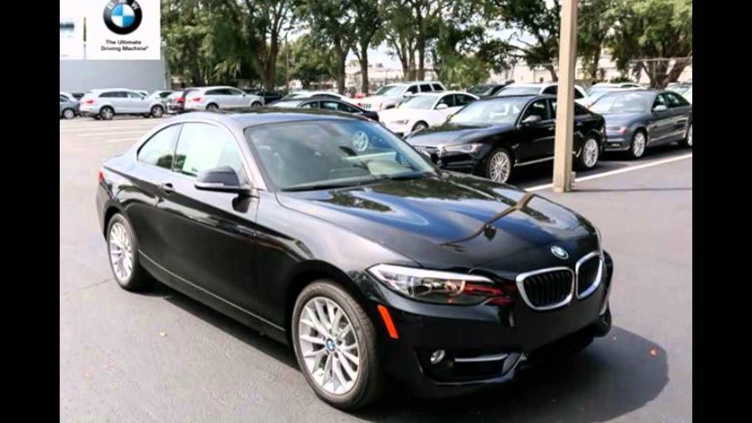 2016 BMW 320i Sedan Black Sapphire Metallic - YouTube