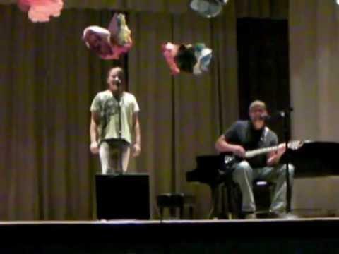 KJ Rockin Meridian Middle School's Talent Show 2012