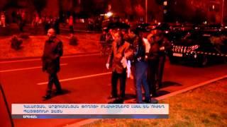 «Բոգդան»-ի պայթյունի ձայնը լսվել է անգամ Կոմիտասի փողոցում
