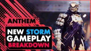 ANTHEM New Gameplay Breakdown// Loadout & Storm Javelin [ft. WiLLis Gaming]