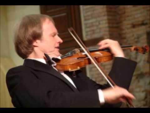 """Paganini """"Violin Concerto No 6"""" Alexandre Dubach"""