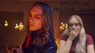 American horror story: Apocalypse 8x01 'The end' REACTION
