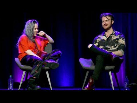 Billie Eilish & Finneas O'Connell in Conversation -