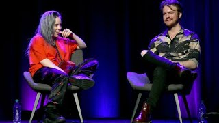 "Billie Eilish & Finneas O'Connell in Conversation - ""I Create Music"" 2018 ASCAP EXPO"