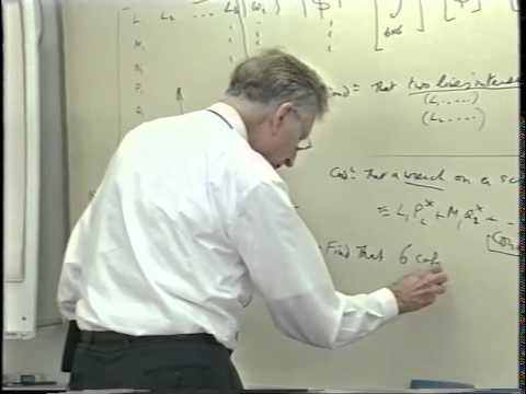 Prof.Kenneth H. Hunt-Screw theory and robotics