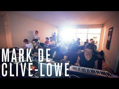 DJLAB Maschine + Music Foundations with Mark de Clive-Lowe