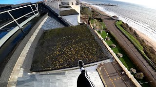 Rooftop Parkour First Person - POV!