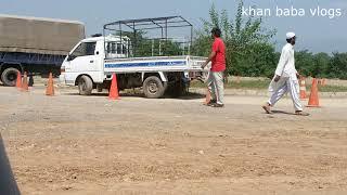 Islamabad Driving Test ( LTV Test ). Location Faizabad Islamabad.