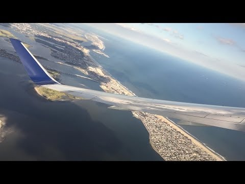 Canarsie Climb! Delta Boeing 767-300ER ✈️ Taxi and Take-Off New York JFK