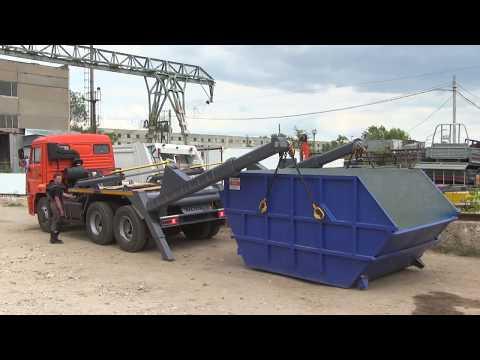 Бункеровоз WERNOX 14 тонн на шасси КАМАЗ 6x4