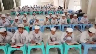 Jamia Hassan Bin Sabit RA Ka dilkash Manzar