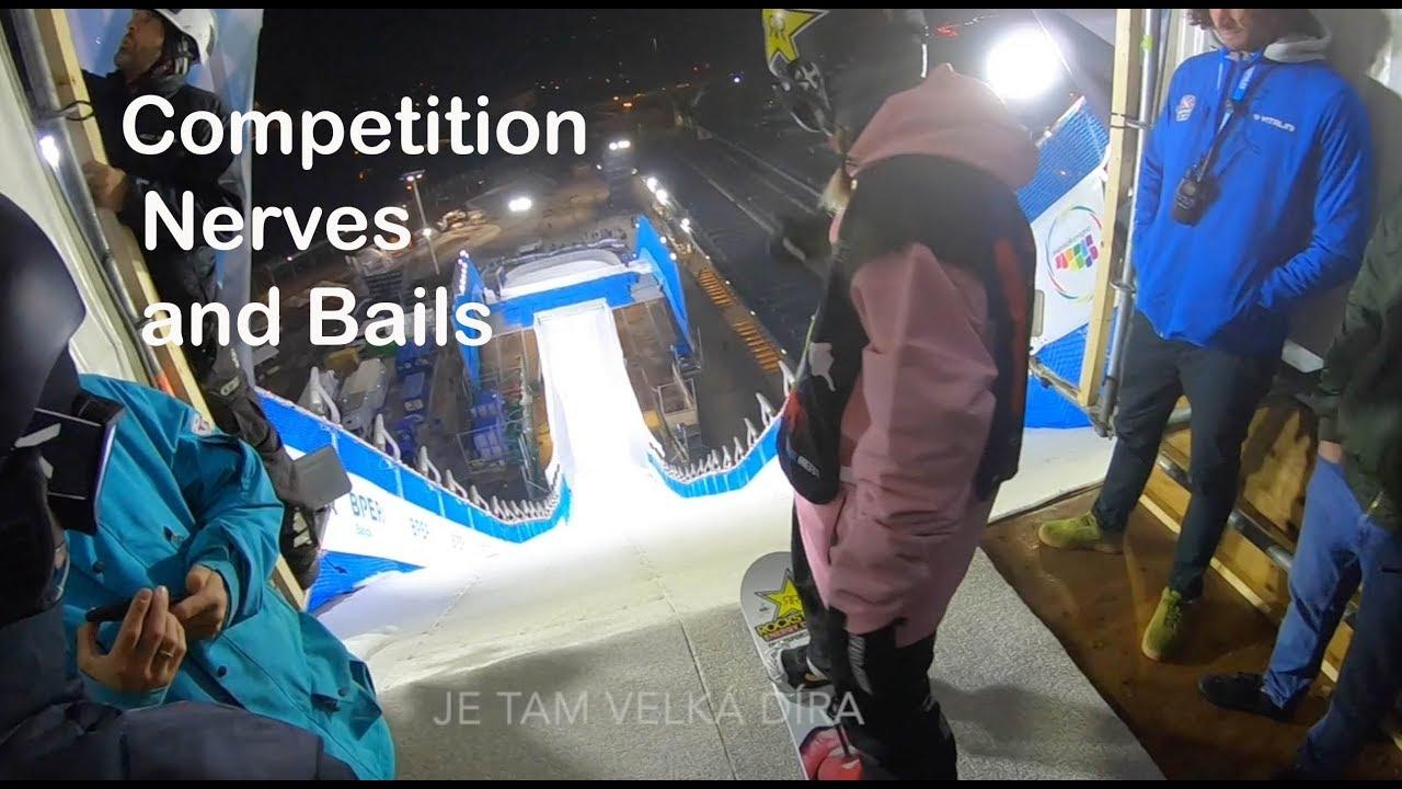 STMA Vlog 29 Competition, Nerves and Bails