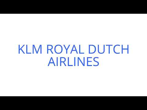 Klm Airlines Cabin Crew Job Requirements | How To Become A Cabin Crew In KLM Airlines