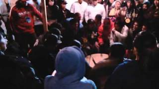 Live Music Song by Native American Indian Singers ~ 2010 Tuba City