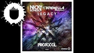 Repeat youtube video Nicky Romero vs. Krewella - Legacy (Kryder Remix) (Cover Art)
