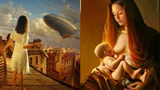 Diving Into The Realist World Of Stanislav Plutenko Through His Surreal Artwork