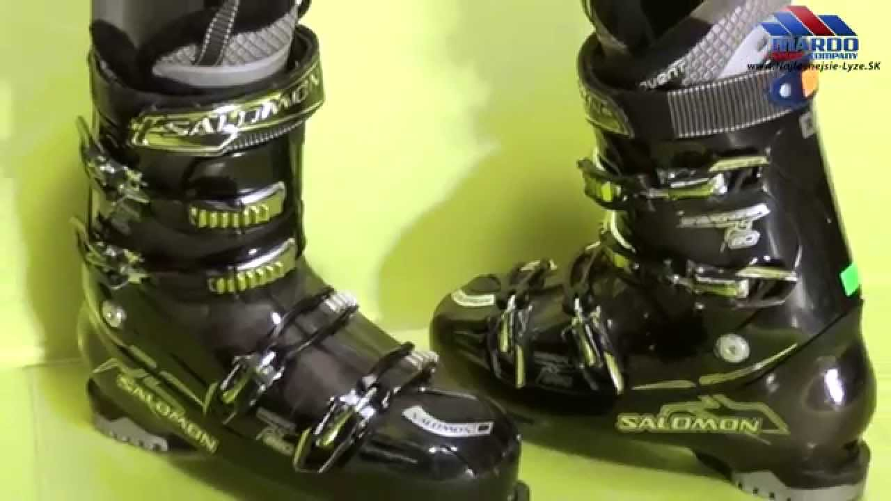 newest collection detailed images famous brand SALOMON MISSION RS 880 Biovent , 80 FLEX - YouTube