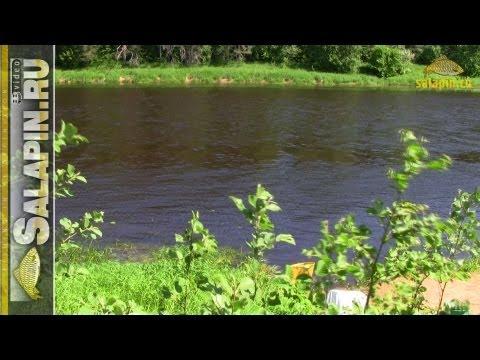 Рябь на воде: подсказка по рельефу дна [salapinru]