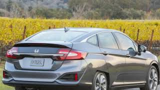 Test Drive and Review : 2018 Honda Clarity Plug In Hybrid Review