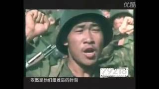 1979年战地记者李玉谦拍摄的中越真实战争视频,看哭了无数