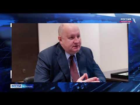 Вячеслав Битаров и Сергей Чеботарев обсудили перспективы социально экономического развития Северной