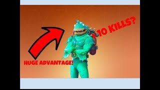 Why Moisty Merman is the BEST skin in Fortnite