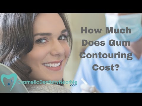 How Much Does Gum Contouring Cost