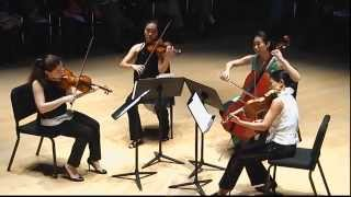 Modern Music » Stravinsky, Concertino for String Quartet » Musicians from Marlboro