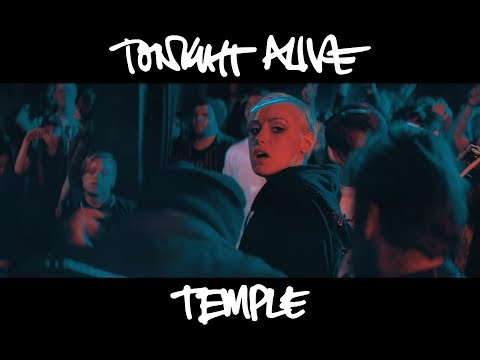 preview Tonight Alive - Temple from youtube