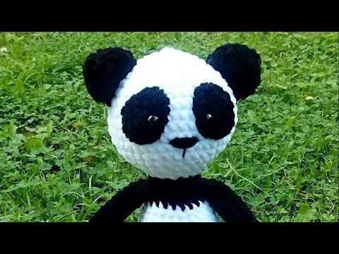 Cuddle Me Panda amigurumi pattern - Amigurumi Today | 360x480