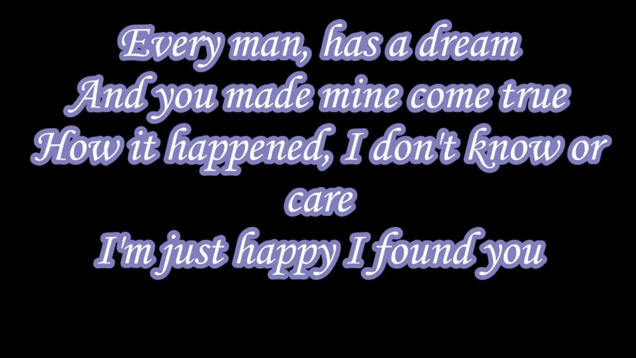 you are so special to me lyrics