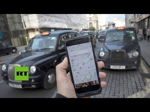 Uber encubre la filtración de 57 millones de datos personales tras un