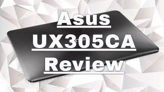 Asus Zenbook UX305CA Full Review