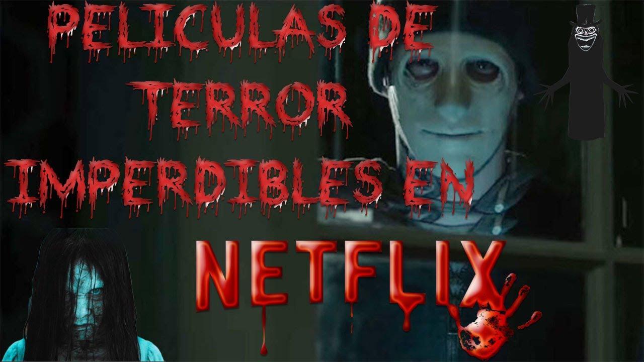 peliculas terror netflix