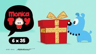 Mônica Toy | Os donos da festa (T06E35) 🎅 Especial de Natal 2018