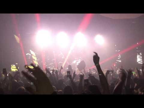 Skrillex @ Echostage Washington D.C. 12/27/15 2015 1080p HD (1/5)