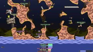 Worms Armageddon - Rock n Ruin #4