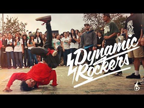 Dynamic Rockers vs FreePanic Crew • Parque Ñu Guazú - Paraguay
