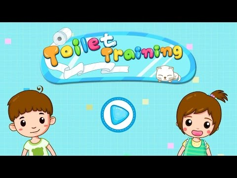 Toilet Training Baby's Potty Babybus Educational Android İos Free Game GAMEPLAY VİDEO